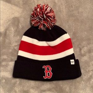 Red Sox 47 Brand Winter Hat